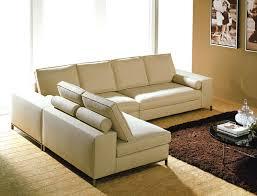 Large Modular Sofas Amy Cream Fabric Large Modular Sectional Sofa With Pillows