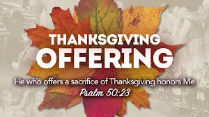 thanksgiving offering fbc jax