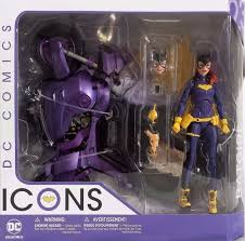 Jual Dc Collectibles dc comics 篏 dc icons batgirl of burnside 窶 diabolique toys l toko