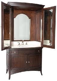 Ambella Home Bathroom Vanities Ambella Home Esperanza Vessel Sink Chest