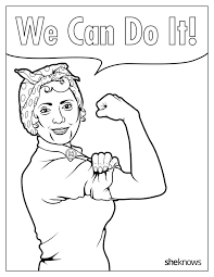 16 Fabulous Famous Women Coloring Pages For Kids Women S Eleanor Roosevelt Coloring Pages