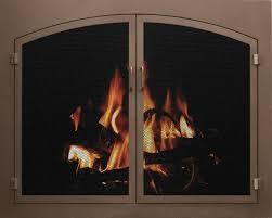 modern glass fireplace doors glass and mesh doors paykel com
