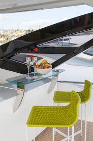 indoor and outdoor paola lenti equips the yachts in monaco
