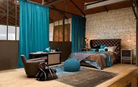 deco chambre bleu et marron 1001 designs stupéfiants pour une chambre turquoise