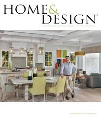 Interior Design Magazines by Home U0026 Design Magazine 2016 Southwest Florida Edition By Anthony