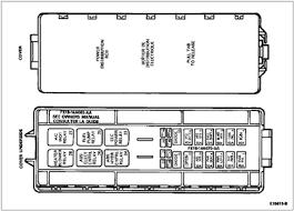 1994 ford ranger fuse box diagram wiring diagram simonand