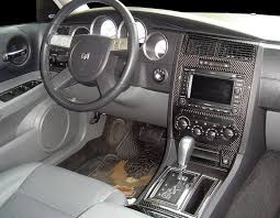 dodge charger dash kit 2006 2007 dodge charger carbon fiber dash trim kit