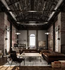 industrial style loft inzpired get daily design inspiration spaces design decor