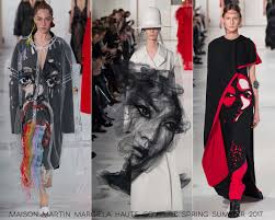 Fashion Trends 2017 by Fashion Trends Maison Martin Margiela Couture Spring 2017