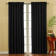 amazon com eclipse suede 42 inch by 84 inch thermaback blackout