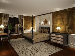 How to decorate the wall above the bed