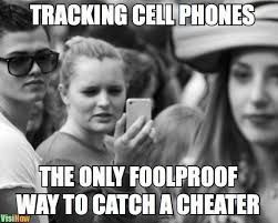 Cell Tech Meme - use the my spy cell phone spy app visihow
