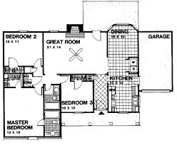 simple 3 bedroom house plans beautiful simple 3 bedroom house plan for kitchen bedroom