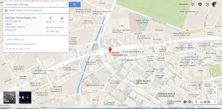Google Maps Embed Embed Google Map Of Your Business Share Your Address In Web Pages