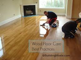 wood flooring care best practices