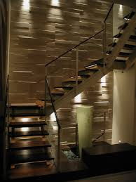 home interior indoor staircase lighting ideas stylish stairway