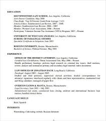 Jd Resume 100 Tax Attorney Resume 9 Best Best Legal Resume Templates