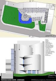 prathama blood bank ground floor plan and elevation a