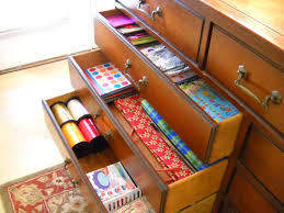 how to store wrapping paper and gift bags home sweet home inspiration multi purposing furniture