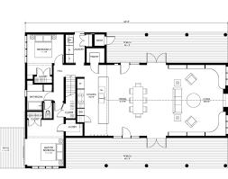 living room modern open floor house plans stunning modern