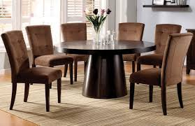 Perfect Contemporary Round Dining Room Tables Delightful Large - Large round kitchen table