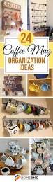 24 best coffee mug organization ideas and designs for 2017