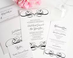 wedding invitation packages brilliant wedding invitation suite packages 17 best images about