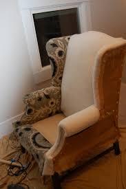 Reupholster Armchair Diy Best 25 Re Upholster Chair Diy Ideas On Pinterest Re Upholster