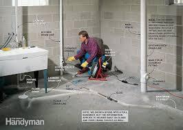 Basement Floor Drain Floor Drain Repair Remarkable On Floor With Clogged Basement Drain