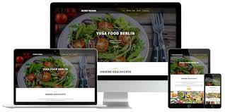 website design erstellen restaurant website designlösung ganz einfach eigene restaurant