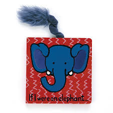 buy if i were an elephant book online at jellycat com