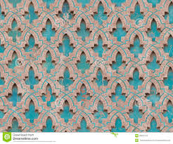 seamless ornate moorish pattern stock photo image 39372741