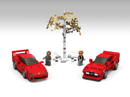 lego ferrari speed champions lego ideas ferrari flagship showroom lego speed champions