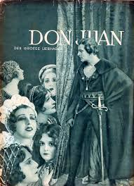 don don juan 85th anniversary of world premiere old hollywood in color