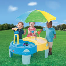step 2 water table with umbrella step2 toys uk step2 plastic indoor outdoor toys
