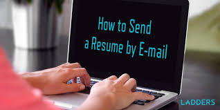 how to become a resume writer how to send a resume by e mail ladders