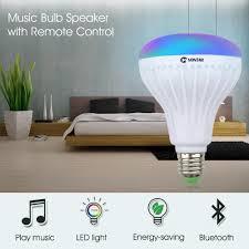 led light bluetooth speaker rgb led bluetooth speaker bulb infinite lifestyle