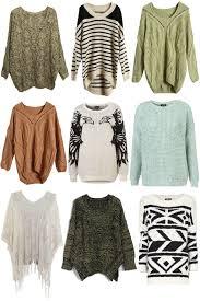 m a i e d a e fancy shmancy sized sweaters
