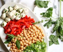 fresh basil and roasted cauliflower pasta salad abra u0027s kitchen