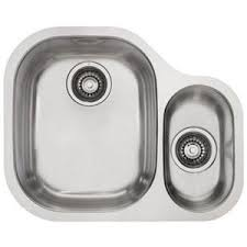FCPX Compact Stainless Steel Undermount Double Bowl Kitchen - Compact kitchen sinks stainless steel