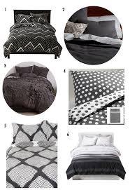 57 best dark grey duvet cover images on pinterest bedroom ideas