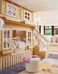 Doll House Bunk Bed Princess Bunk Beds For Sale Foter
