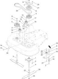 toro parts u2013 timemaster 30in lawn mower