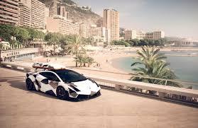 Lamborghini Murcielago 4x4 - jon olsson u0027s insane ski box gallardo with camo wrap awesome