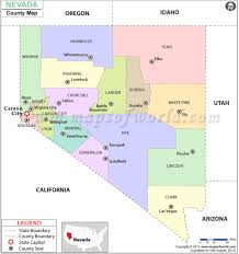 nevada counties map las vegas community live like a local in las vegas