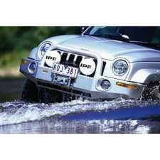 jeep liberty front bumper crown automotive 5066606ab front bumper fascia in paintable primer