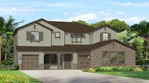 European Homes Fairmont Floor Plan In Estancia At Wiregrass Ravello