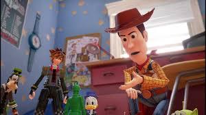 kingdom hearts iii u2013 d23 2017 toy story trailer