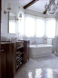 Small Bathroom Chandelier Bathrooms Gold Bathroom With Oval Bathtub Under Crystal