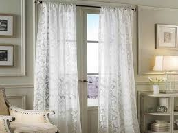 Elegant White Bedroom Curtains Curtains And Drapes Modern White Bedroom Curtains Decorating